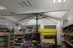 снимка на бели чадъри на цени на вносител  на склад по поръчка