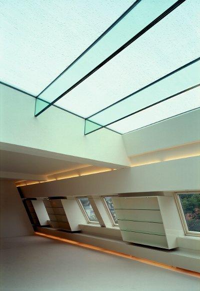 Изграждане и монтаж на стъклени покриви