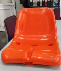 снимка на Пластмасови седалки за стадиони с облегалка