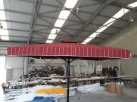 снимка на Професионални чадъри големи размери
