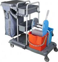 снимка на Мултифункционална количка за камериерка