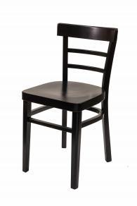 снимка на Здрав и стабилен стол от бук за заведение
