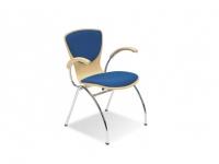 Дизайнерски бар стол прозрачен