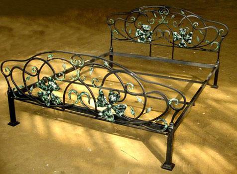 производител Спалня от ковано желязо