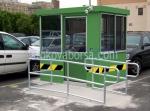 снимка на Охранителни павилиони за КПП до кв.м.