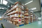снимка на Метална стелаж за производствени нужди