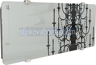 радиатор от стъкло