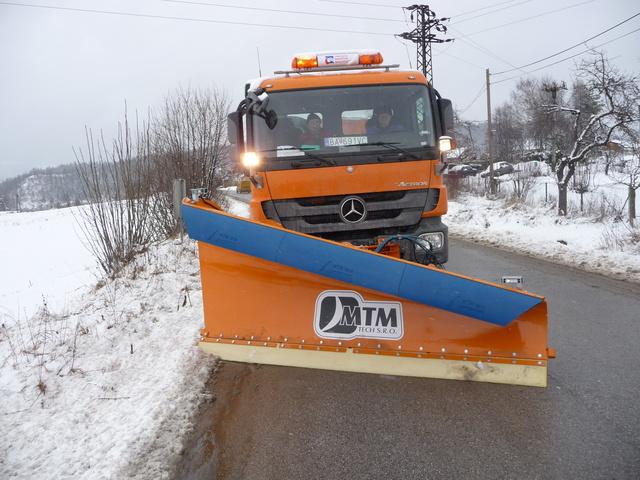 """снимка на Хидравлични снегорини ТИП """"ФУНИЯ"""" MTM Tech"""
