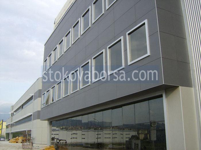 монтаж на алуминиеви панели