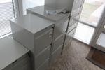 снимка на метален шкаф за класьори  по поръчка Пловдив