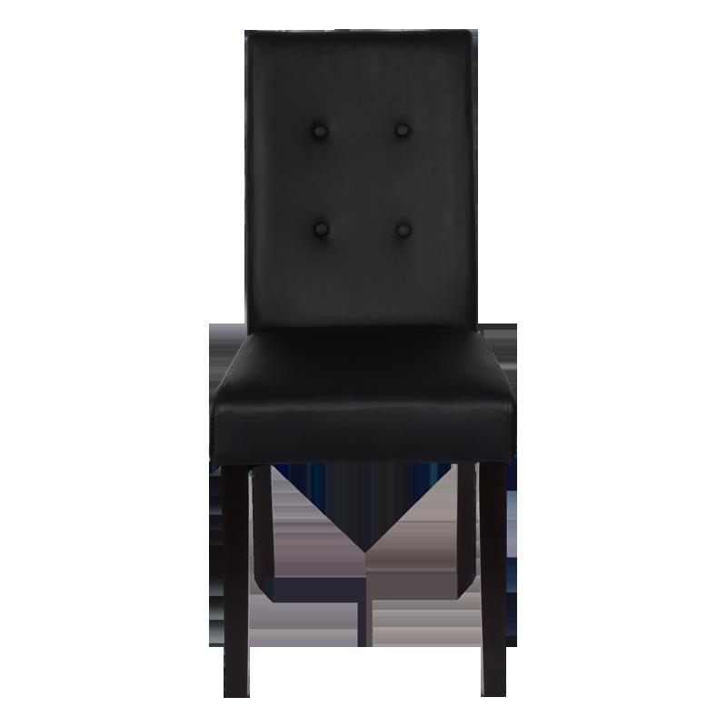 Трапезен стол Carmen 3051 - червен