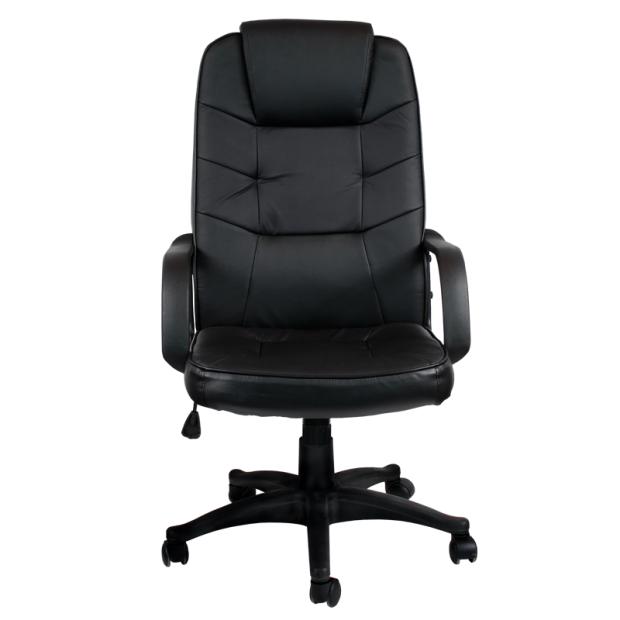 Офис столове - Президентски стол Carmen 6053 - черен