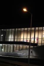 снимка на Метални стълбове за улично осветление