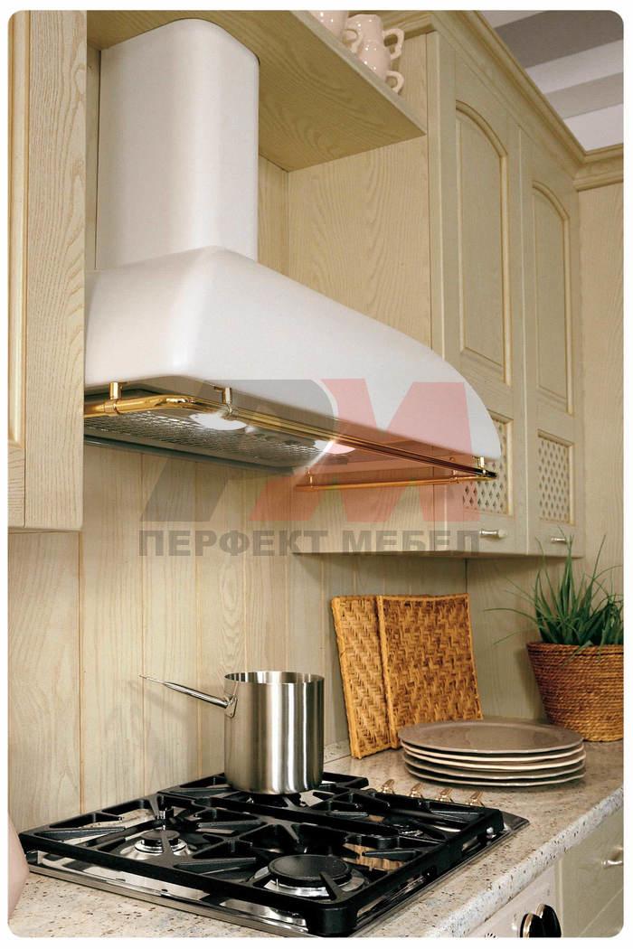 с матова повърхност кухни от фурнир луксозен дизайн