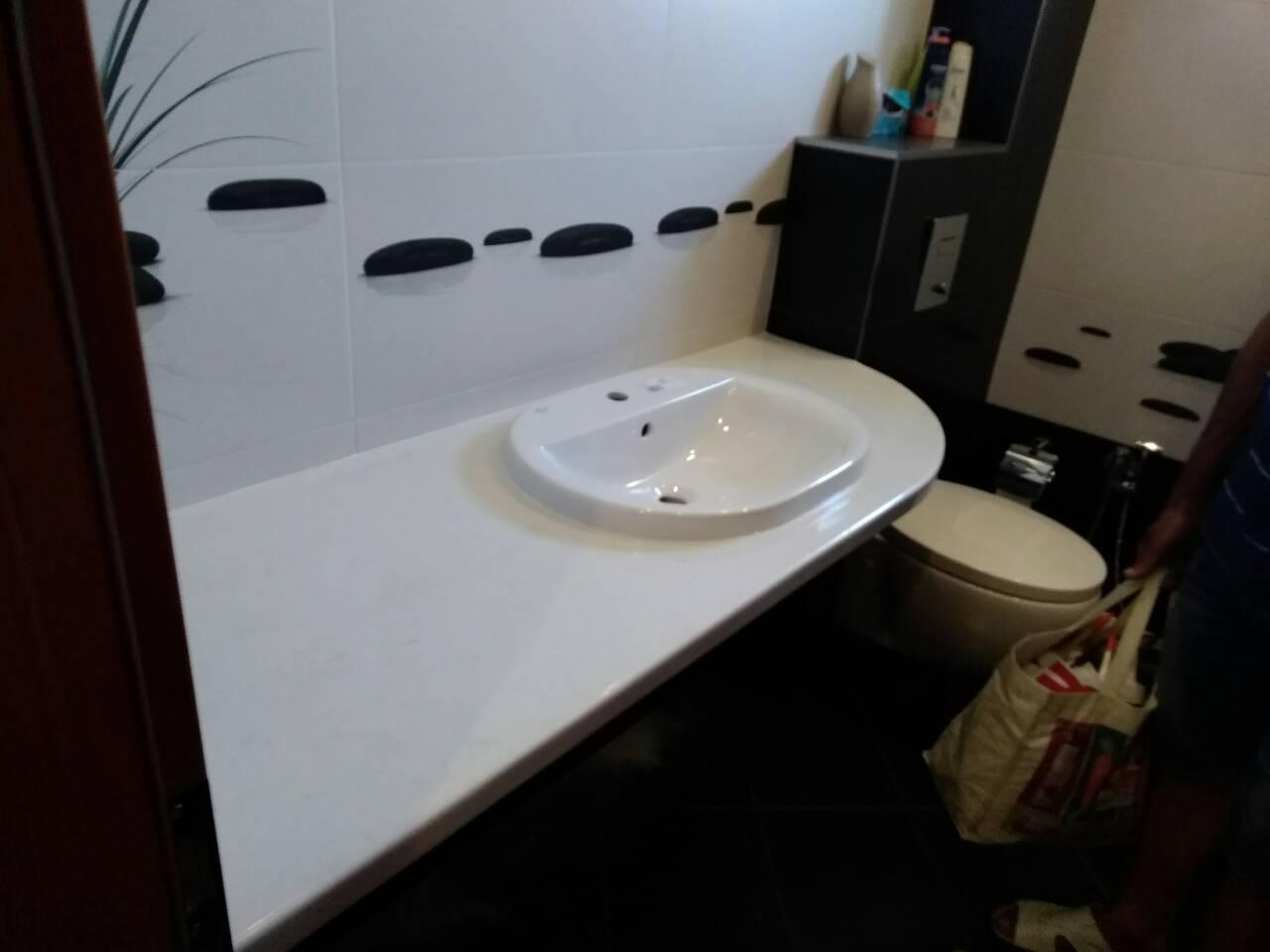 снимка на Плот за баня ARABESCATO