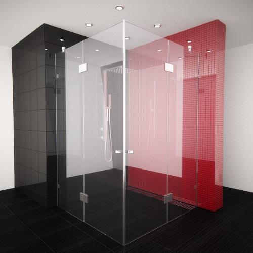 снимка на COVENIENT PLUS  квадратна душ кабина  мм различни размери