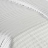 снимка на Спално бельо  от раиран сатен