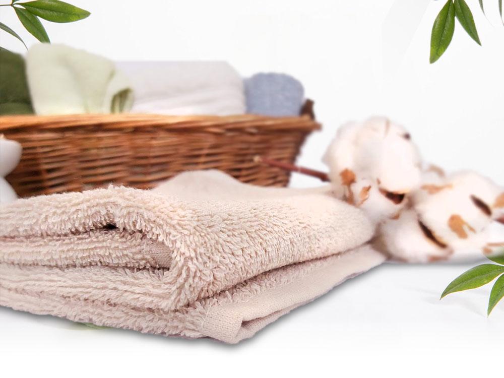 Хотелска хавлиена кърпа за лице