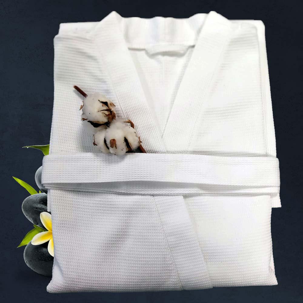 Халат за баня кимоно